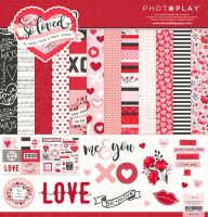 PhotoPlay So Loved 12x12 Collection Kit