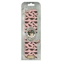 Santoro London Mirabelle 2 FSC Deco Mache - Curiosity Butterfly Repeat