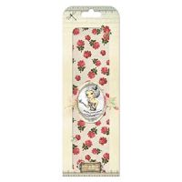 Santoro London Mirabelle 2 FSC Deco Mache - Tell Me Something Rose Repeat