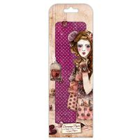 Santoro London Willow FSC Deco Mache Paper 4 - My Love Stories Polkas