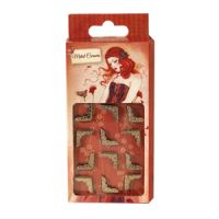 Santoro London Willow Metal Charms - Picture Corners