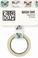 Simple Stories Carpe Diem - Bliss Butterflies Washi Tape