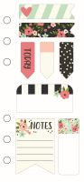 Simple Stories Carpe Diem - Bloom Mini Sticky Notes