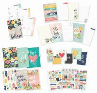 Simple Stories Carpe Diem - Faith Faith A5 Planner Insert Set