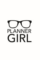 Simple Stories Carpe Diem Planner Essentials Planner Girl Black Planner Decal