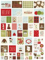 Simple Stories Classic Christmas SN@P! Pack