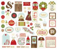 Simple Stories Classic Christmas Bits & Pieces