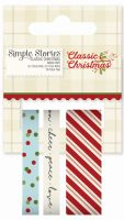 Simple Stories Classic Christmas Washi Tape