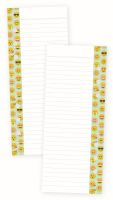 Simple Stories Carpe Diem - Emoji Love Bookmark Tablet