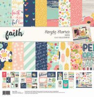 Simple Stories Faith 12x12 Collection Kit