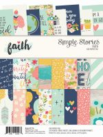 Simple Stories Faith 6x8 Pad