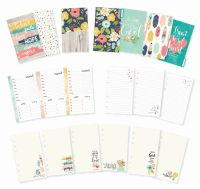 Simple Stories Carpe Diem - Faith Faith Personal Planner Insert Set