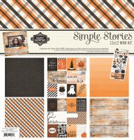 Simple Stories Happy Haunting Collection Kit