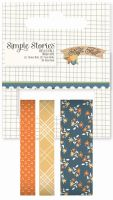 Simple Stories Hello Fall Washi Tape
