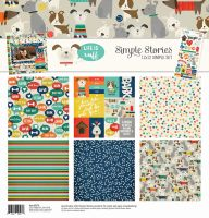 Simple Stories Life is Ruff 12x12 Collection Kit