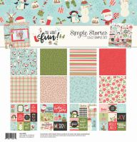 Simple Stories Oh What Fun Collection Simple Set Kit