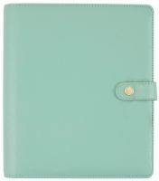 Simple Stories Carpe Diem - Bloom Robin's Egg Personal Planner