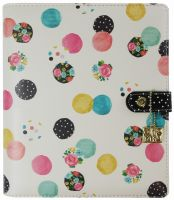 Simple Stories Carpe Diem - Floral Dot A5 Planner