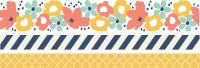 Simple Stories Posh Posh Washi Tape - High Style