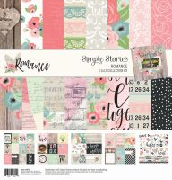 Simple Stories Romance 12x12 Collection Kit
