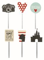 Simple Stories Carpe Diem - Say Cheese III Decorative Clips