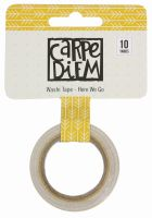Simple Stories Carpe Diem - Say Cheese III Washi Tape - Here We Go