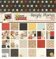 Simple Stories Say Cheese II 12x12 Paper Kit