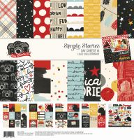 Simple Stories Say Cheese III 12x12 Collection Kit