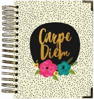 Simple Stories Carpe Diem - Good Vibes 16 Month Weekly Spiral Planner