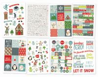Simple Stories Sub Zero 4x6 Stickers