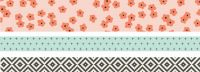 Simple Stories The Reset Girl Washi Tape - Modern Meadow