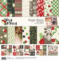 Simple Stories Very Merry Collection Kit