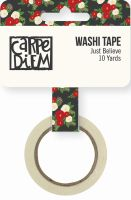 Simple Stories Very Merry Just Believe Washi Tape