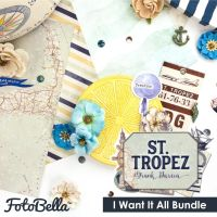 Prima Marketing St. Tropez I Want It ALL Bundle