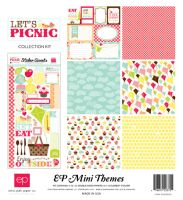 Echo Park Let's Picnic 12x12 Mini Themes Collection kit