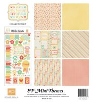 Echo Park the best of friends 12x12 mini themes collection kit