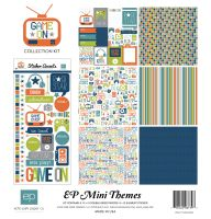 Echo Park Game On Mini Theme 12x12 Collection Kit