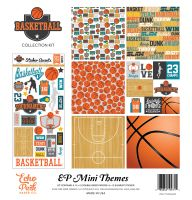 Echo Park Basketball 12x12 Collection Kit