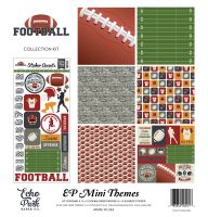 Echo Park Football 12x12 Collection Kit