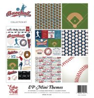 Echo Park Baseball 12x12 Collection Kit