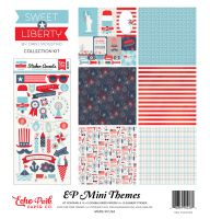 Echo Park Sweet Liberty Collection Kit