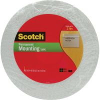 3M Scotch Double-Sided Foam Mounting Tape