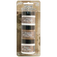 Tim Holtz  Distress Mini Collage Mediums 3 Pack (Includes 1oz Each of Vintage, Matte & Crazing)