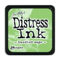 Tim Holtz Distress Mini Ink Pads - Bundled Sage by Ranger