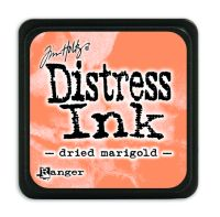 Tim Holtz Distress Mini Ink Pads - Dried Marigold by Ranger