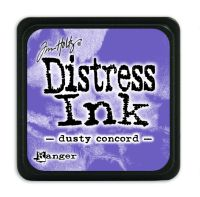 Tim Holtz Distress Mini Ink Pads - Dusty Concord by Ranger