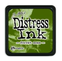 Tim Holtz Distress Mini Ink Pads - Forest Moss by Ranger