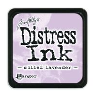 Tim Holtz Distress Mini Ink Pads - Milled Lavender by Ranger