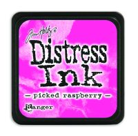 Tim Holtz Distress Mini Ink Pads - Picked Raspberry by Ranger
