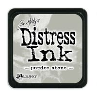 Tim Holtz Distress Mini Ink Pads - Pumice Stone by Ranger